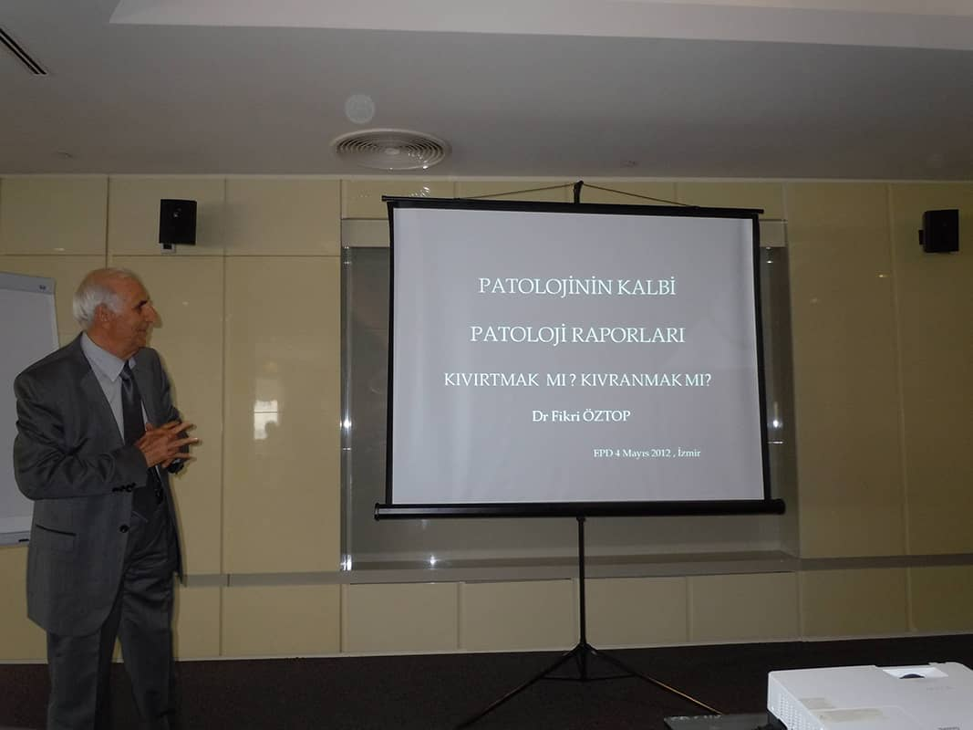 BİLİMSEL TOPLANTI - KURS RESİMLERİ
